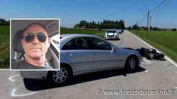 Michele Petitto morto in un incidente a Budrio - il Resto del Carlino - il Resto del Carlino