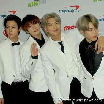 BTS' Butter earns fourth week atop U.S. pop chart