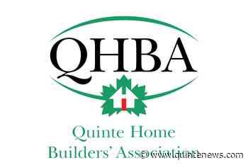 QHBA to make presentation to Prince Edward County council - Quinte News