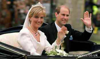 Sophie Wessex and Prince Edward wedding anniversary - how will they celebrate? - Daily Express