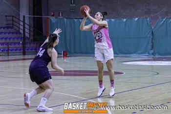 A2 UFFICIALE - Pallacanestro Bolzano annuncia Allegra Botteghi - Basketinside