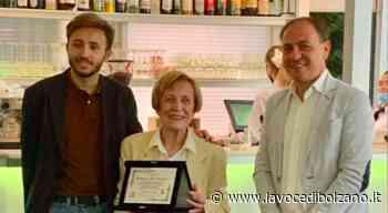 A Bolzano la Dante premia l'arte della comunicazione di Pinuccia Di Gesaro - La Voce di Bolzano