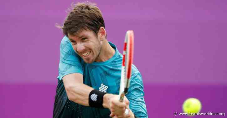 Cameron Norrie pulls out of Eastbourne after Queen's runner-up finish