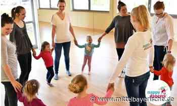 Ein neues Kindertanzprogramm startet in Parsberg - Region Neumarkt - Nachrichten - Mittelbayerische