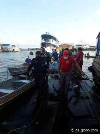 Homem é encontrado morto em Lago de Coari, no Amazonas - G1