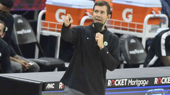 What Celtics' Brad Stevens Told Danny Ainge Upon Role Change