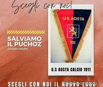 Calcio: Rinasce l'Aosta 1911 e ricerca nuovo logo tra i sostenitori - Aostasports.it