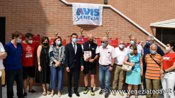 """""""Per una goccia in più"""", a piedi da Trieste ad Aosta per sensibilizzare sul dono del sangue - VeneziaToday"""