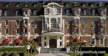 Au Touquet, l'hôtel Barrière Le Westminster est de retour après ripolinage - The Good Life