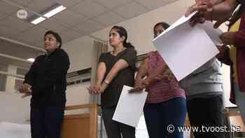 Minister Weyts schorst opleidingsprogramma's voor Indiase verpleegkundigen in Aalst - TV Oost