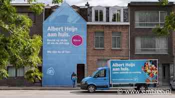 Albert Heijn gaat bezorgen in Gent, Aalst, Leuven en de rand van Brussel - Emerce