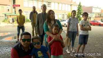 Wandelend kennis maken met vluchtelingenverhalen in Hamme - TV Oost