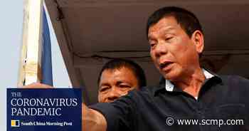 Covid-19 vaccine or jail, Duterte tells Filipinos: 'You choose' - South China Morning Post