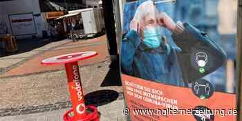 Zahlen belegen: Corona-Lockdown und Impfungen haben die Situation entspannt | Castrop-Rauxel - Halterner Zeitung
