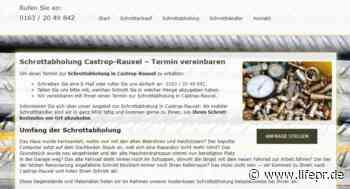 Schrottabholung Castrop-Rauxel : Eisen- und Metallschrott einfach und fachgerecht entsorgen - lifePR