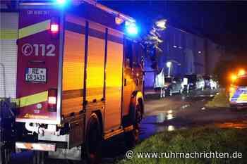 Zimmerbrand in Castrop-Rauxel: Am Ende nochmal Glück gehabt - Ruhr Nachrichten