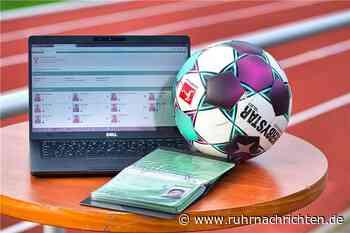 Rahmenterminkalender: Fußballer können sich viele Termine in ihre Kalender eintragen - Ruhr Nachrichten