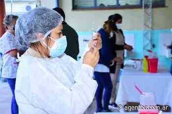 Formosa Capital: Este martes aplican la segunda dosis de la vacuna Sputnik V - Agenfor