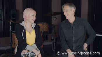 'The Breakdown': Cyndi Lauper, Rob Hyman Recall Making of 'Time After Time'