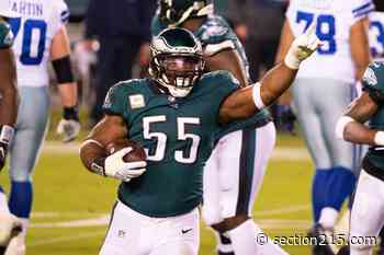 4 Philadelphia Eagles players named in recent Bleacher Report trade story - Section 215