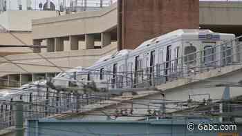 SEPTA train shooting: Body of gunman found on tracks following shooting on train in Frankford section of Philadelphia - WPVI-TV