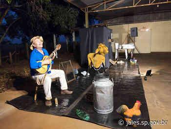 Prefeitura promove ação cultural voltada para a população da zona rural - Saúde – Prefeitura Municipal de Jales