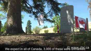 Veterans group identifying unmarked military graves across Canada