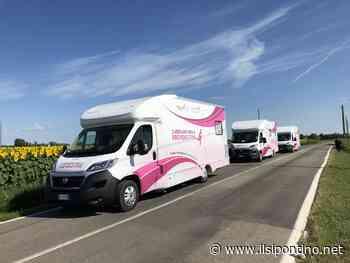 La carovana Komen il 23 giugno fa tappa a Manfredonia grazie all'impegno della UISP comitato di Manfredonia e dell'idea di Antonietta D'anzeris, il servizio del TG3 - ilsipontino.net