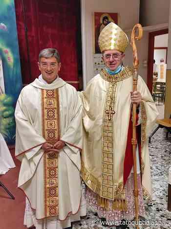 Don Luca Santoro vicario generale dell'Arcidiocesi di Manfredonia - StatoQuotidiano.it