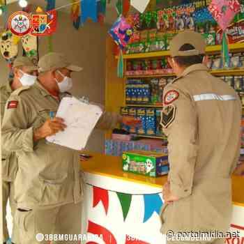 3°BBM inicia Operação Fiscalização Fogos de Artifício em Guarabira/PB - PortalMidia