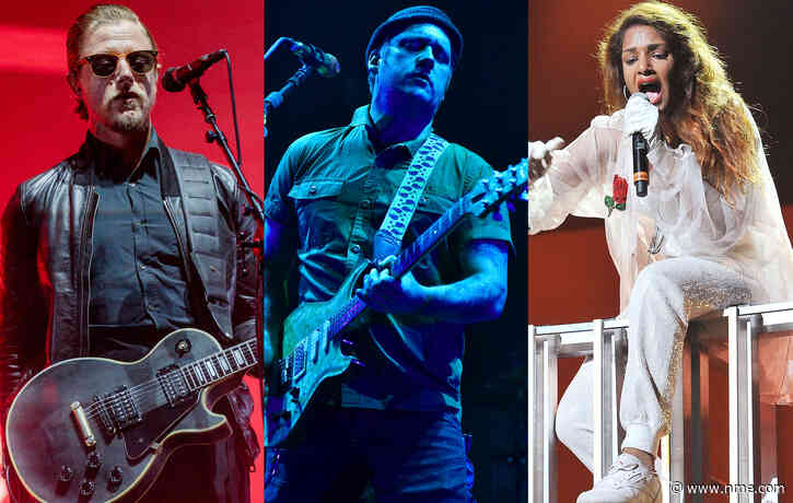 Interpol, Modern Mouse and M.I.A. lead the 2022 Just Like Heaven festival lineup