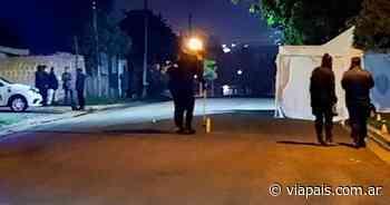 Siniestro vial dejó como saldo un motociclista fallecido en Posadas - Vía País