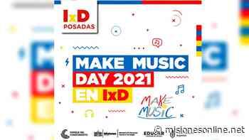El Parque del Conocimiento de Posadas invita a chicos y jóvenes de 8 a 18 años al Make Music Day - MisionesOnline - Misiones OnLine