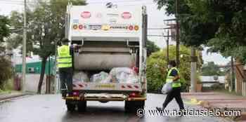 Este lunes habrá reducción del servicio de recolección de residuos en Posadas - Noticiasdel6.com