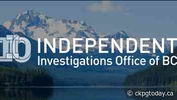 IIO clears RCMP after man dies in Williams Lake shelter shortly after release from custody - CKPGToday.ca