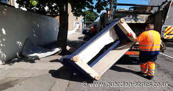 Redbridge Council dishes out fly-tipping fines to residents | East London and West Essex Guardian Series - East London and West Essex Guardian Series