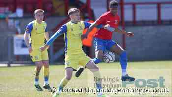 Mo Sagaf extends Dagenham & Redbridge stay - Barking and Dagenham Post