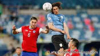 Football: Vidal own goal breaks Uruguay drought in 1-1 draw with Chile - CNA