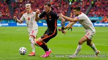 Football: North Macedonia head home after rude awakening at Euro 2020 - CNA