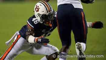 2021 Auburn football player profile, overview: No. 28 Devin Guice - Auburn Wire