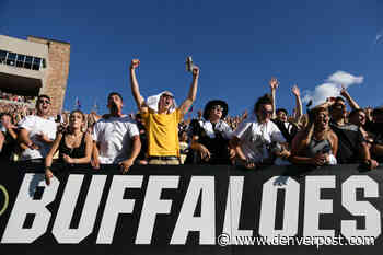 CU Buffs at full fan capacity for football, basketball, volleyball, women's soccer starting in August - The Denver Post