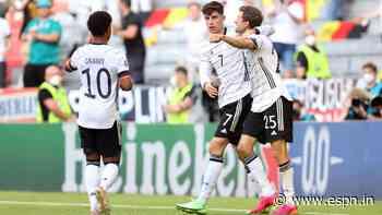 Portugal vs. Germany - Football Match Report - June 19, 2021 - ESPN India