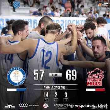 Basket - Agrigento spreca il match point. Mercoledì gara 5 a Chiusi: chi vince va in Serie A2 - VIDEO - AMnotizie.it