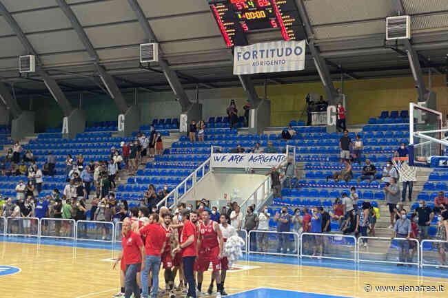 Finale playoff Serie B, Chiusi vince ad Agrigento e si porta sul 2-2 - SienaFree.it