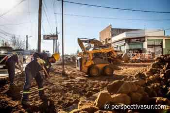 Continúan las obras del Plan de Asfaltos en Quilmes Oeste y en el barrio Villa La Florida - Perspectiva Sur