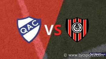 Cuándo juegan Quilmes vs Chacarita, por la Zona A - Fecha 13 Primera Nacional - TyC Sports