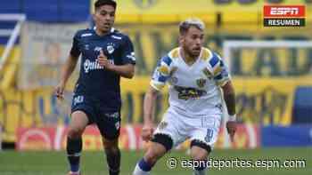 Atlanta y Quilmes no se sacaron ventajas en Villa Crespo - ESPN Deportes