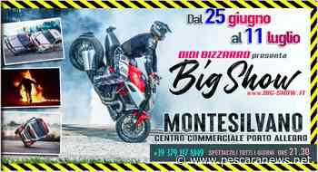 Big Show, a Montesilvano adrenalina pura con gli stuntman di Cinecittà - Pescara News