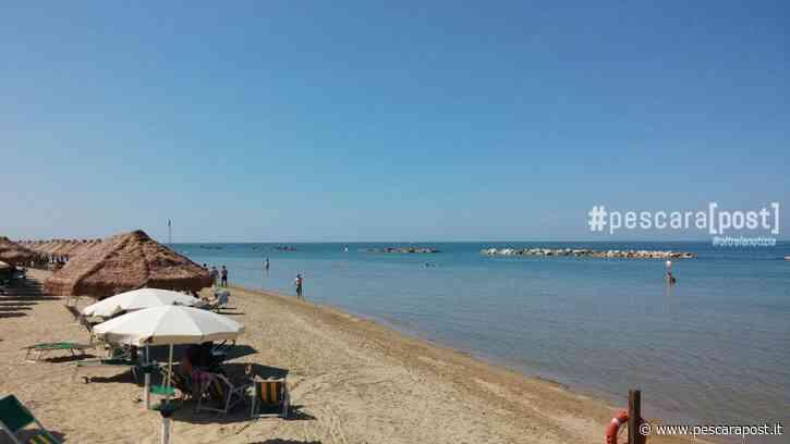 Uomo morto in mare a Montesilvano oggi, probabile malore durante bagno in acqua - PescaraPost