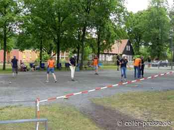 Boule Pokalspiel gegen Bissendorf - Celler Presse - was Celle bewegt... - Celler Presse